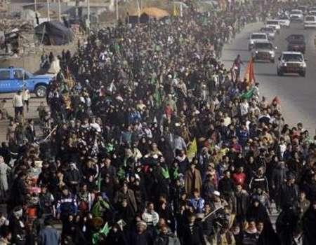 28 مفتشاً صحياً ايرانياً يراقبون سلامة المياه والمواد الغذائية بزيارة الاربعينية
