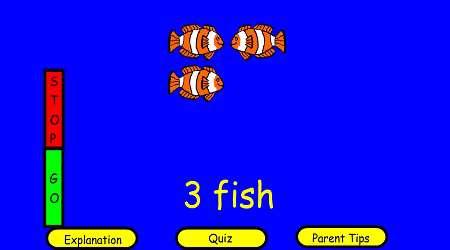 شمارش ماهی ها 2