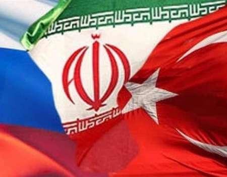 وزراء خارجية إيران، روسيا وتركيا يجتمعون غدا في أنطاليا