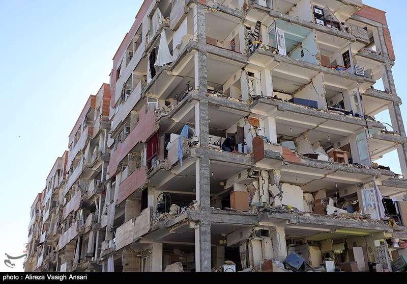 زلزله، زلزله کرمانشاه، مسکن مهر در زلزله
