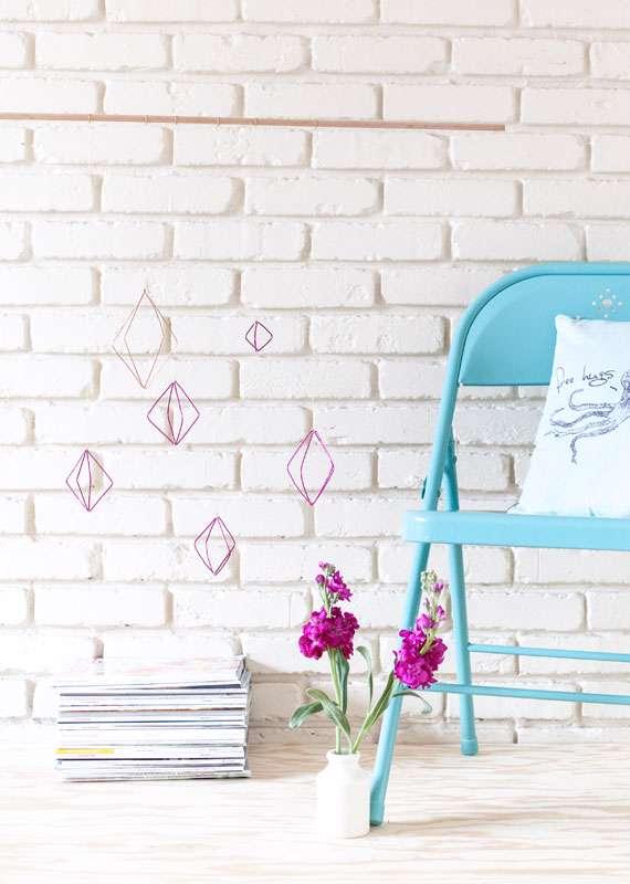آویز های رنگی