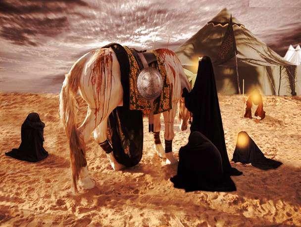 چرا امام حسین(علیه السلام) از قدرت الهی خود استفاده نکردند؟