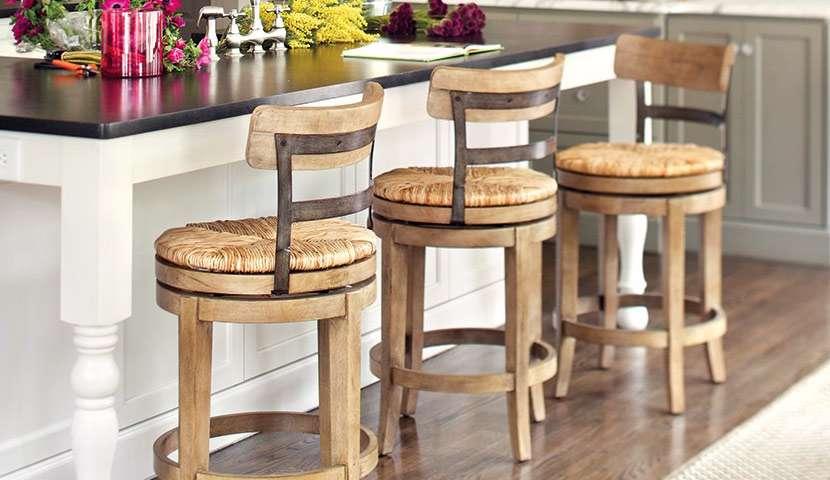 قیمت صندلی چوبی اپن