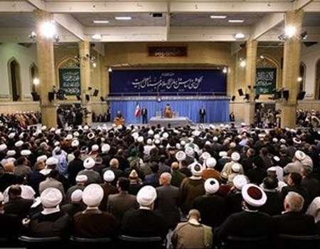 قائد الثورة: ايران ستدعم أي مكان يحتاج الى مواجهة الكفر والاستكبار
