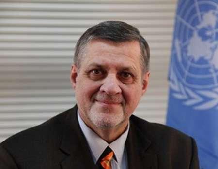 ممثل الأمم المتحدة يلتقي المرجع السيستاني وناقش معه القضايا العراقية