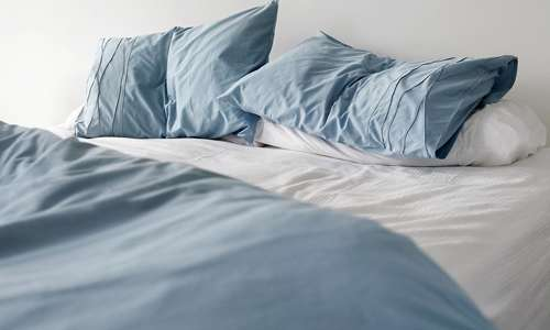 شستن رختخواب