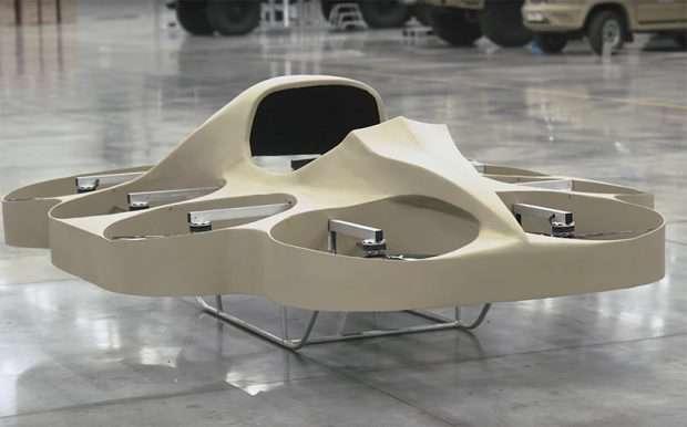 موتور پرنده کلاشنیکف؛ محصولی جدید سازندگان ak-47 افسانهای