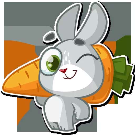 خرگوش مهربان و سوپ هويج