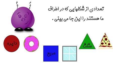 اشکال هندسی 1
