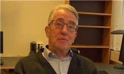 بو اوتاس، ایرانشناس سوئدی
