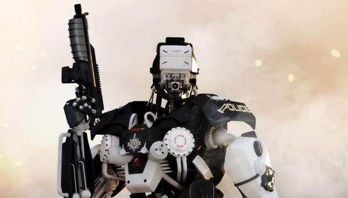 ربات آدم کش