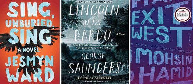 بهترین رمان های 2017