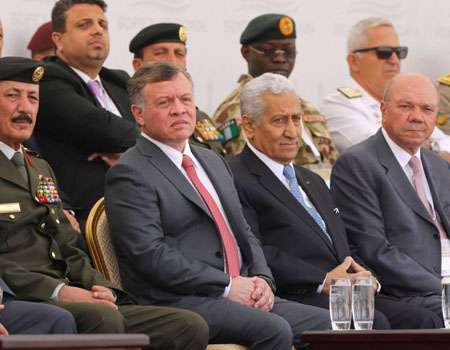 محاولة الانقلاب في الأردن بدعم سعودي واماراتي