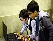 ایران میں المصطفی ایوارڈز کے تحت طلبا کے درمیان تیسرے مقابلوں کا آغاز
