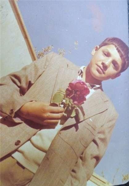 شهید محمود علومی