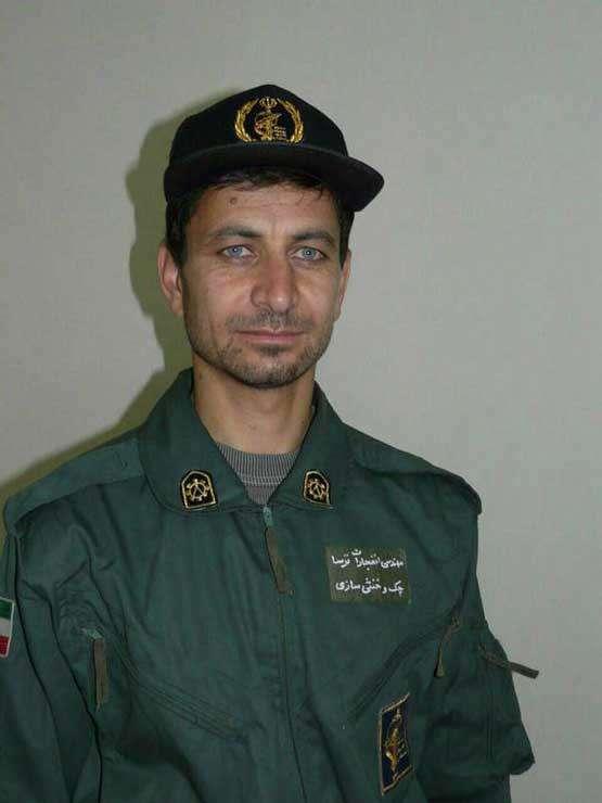 شهید علی زادهاکبر