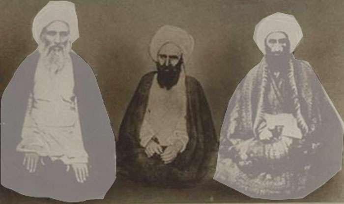 آیت الله حاج میرزاحسین خلیلی تهرانی