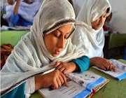 پاکستان میں ڈھائی کروڑ بچے اسکول جانے سے محروم، وزارت تعلیم