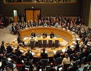 سلامتی کونسل میں پاکستان اور امریکی مندوبین کے درمیان لفظی جنگ