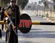 دہشت گردی کا بڑا منصوبہ ناکام: 2 خود کش حملہ آور ہلاک
