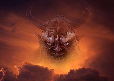 محافظت عبادت از تصرف شیطان