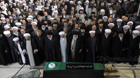 hukum dan pelaksanaan salat jenazah menurut mazhab ja'fari