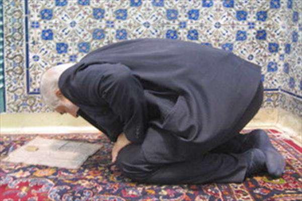 نماز نشسته