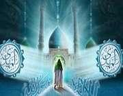 امام زمانہ(عج) کی عالمی حکومت میں انبیاء کا کردار