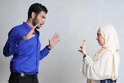 همسر، خانواده، بی احترامی کردن، تحقیر کردن،کنترل کردن،خانواده ایرانی، قانون در خانواده