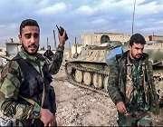 شام کے صوبے ادلب میں دہشت گردوں کے خلاف آپریشن جاری