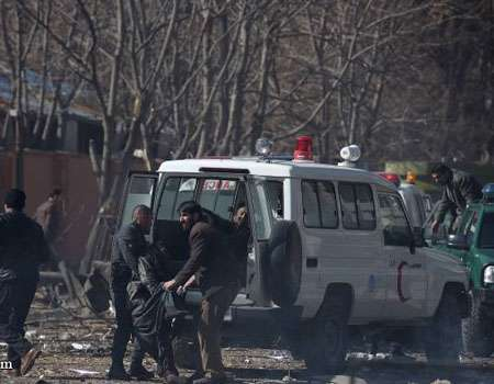 ارتفاع حصيلة ضحايا تفجير في العاصمة كابول لـ103 قتيلا