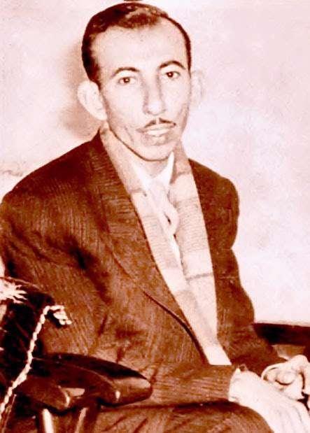 بدر شاکر السیاب، شاعر عراقی