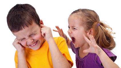پرخاشگری حق کودک شماست؟!