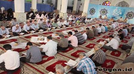 dr. hasani ahmad said ceritakan tradisi tilawah al-quran di iran
