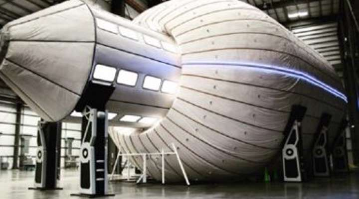 اقامتگاه فضایی