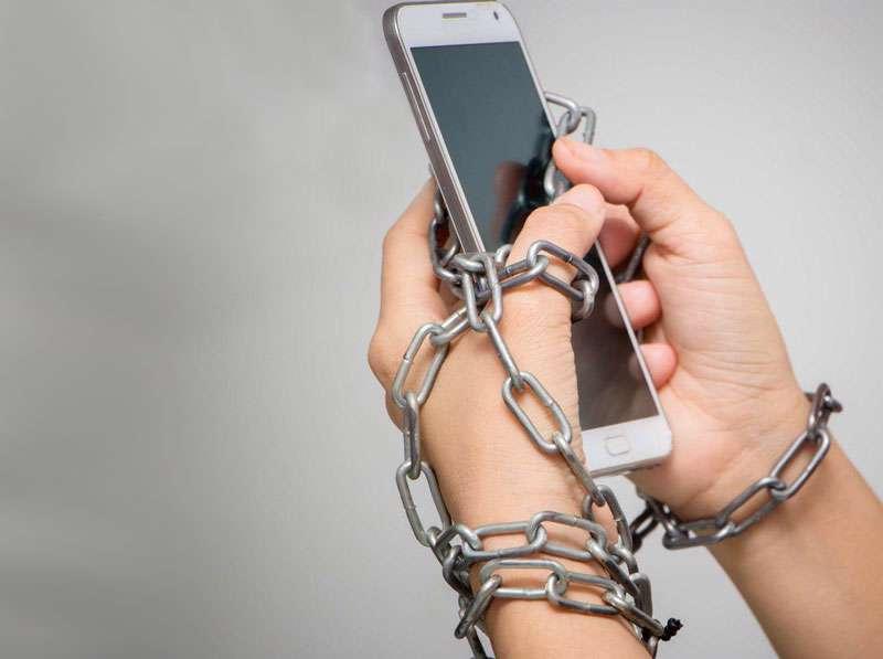 اعتیاد یه فضای مجازی،موبایل