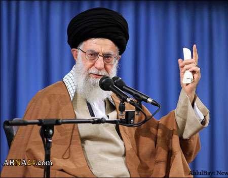 قائد الثورة الاسلامية: العدو وكما في السابق لا يمكنه ارتكاب اي حماقة ضد الشعب الايراني