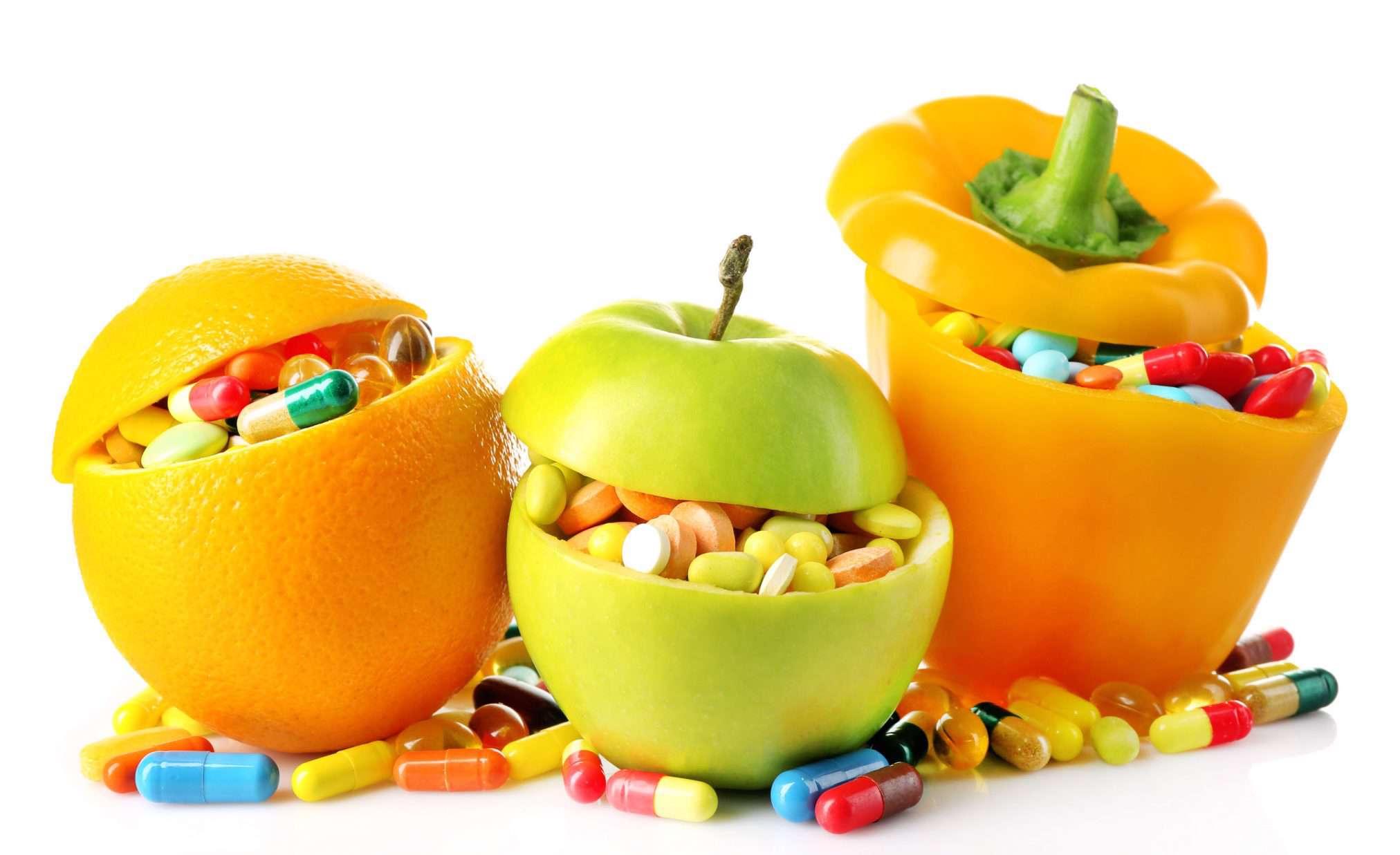 ویتامین و املاح