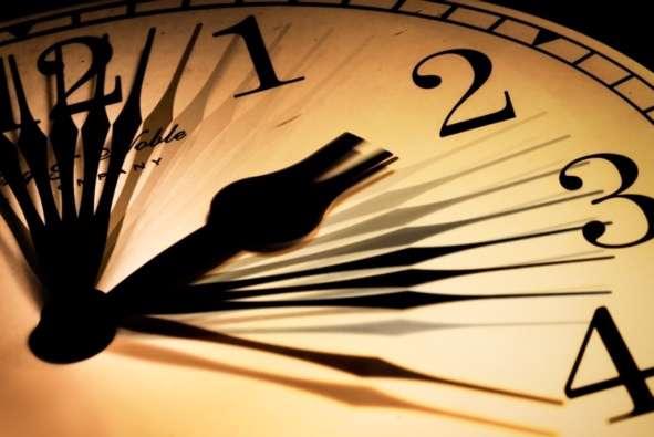 ساعت، گذر عمر