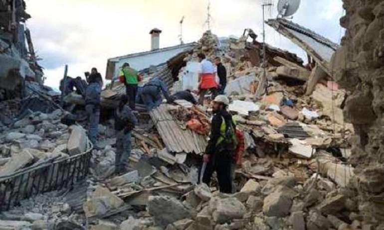 بلایای طبیعی،زلزله
