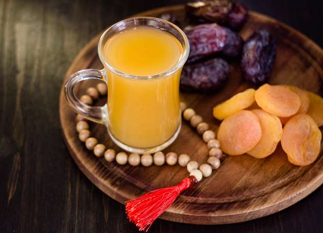 نوشیدنی در ماه مبارک رمضان