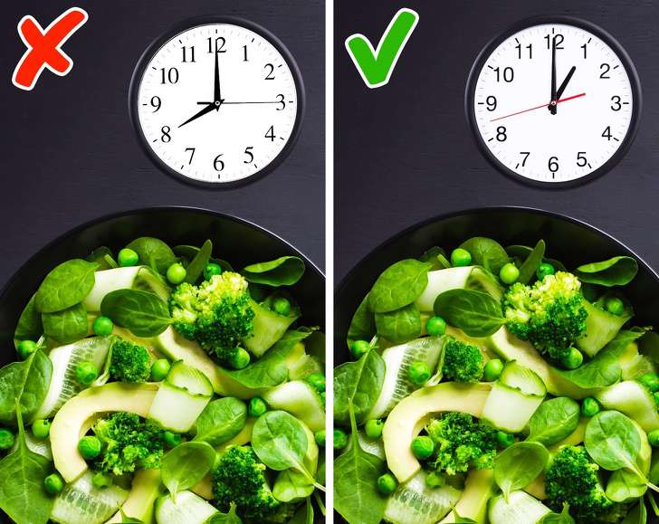 سبزیجات خام