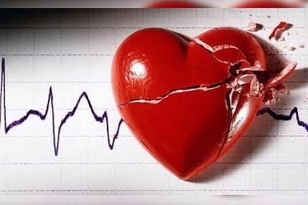 دل شکستن