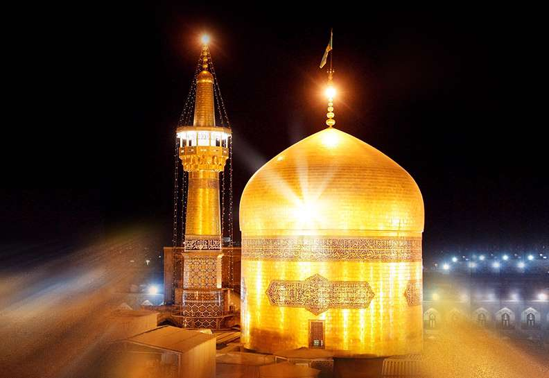 حرم امام رضا، مشهد