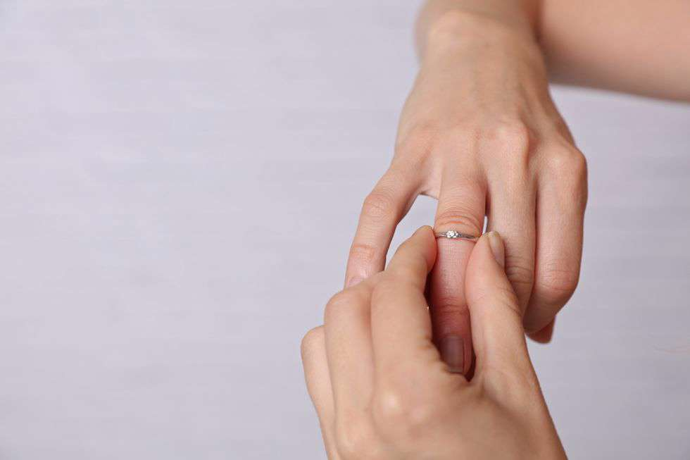 تورم انگشتان