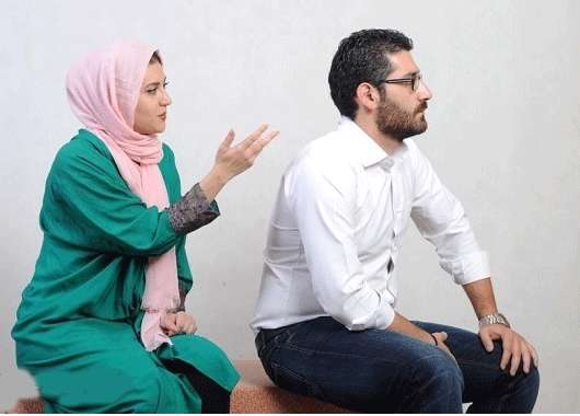 تهدید، اشتباهات زوجین، گفت و گو، سکوت، همسر، عصبانیت، خصوصیات ذاتی،خواسته ها، شوخی، تفاهم زوج ها، خانواده ایرانی، عشاق موفق