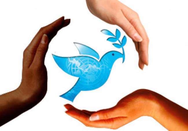 تکنیکهایی برای ایجاد صلح در جهان