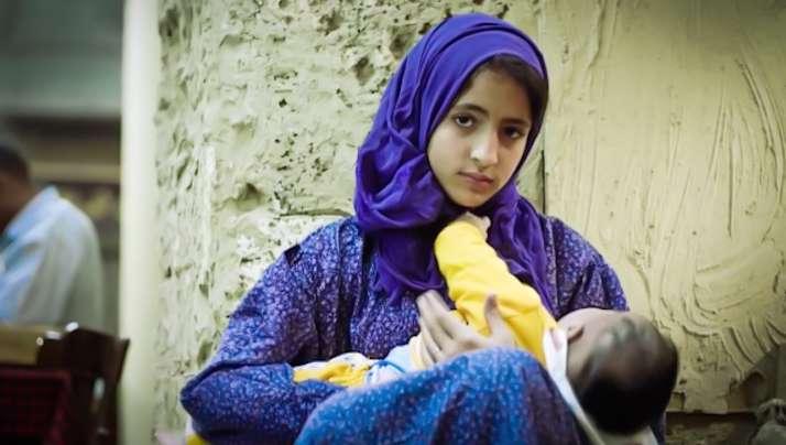 رده های استان ها در کودک همسری