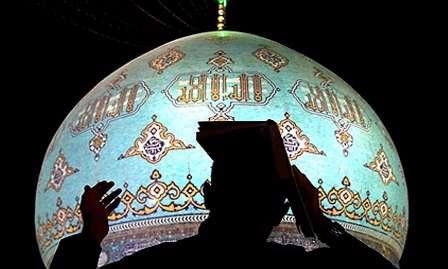 شب قدر مسجد جمکران