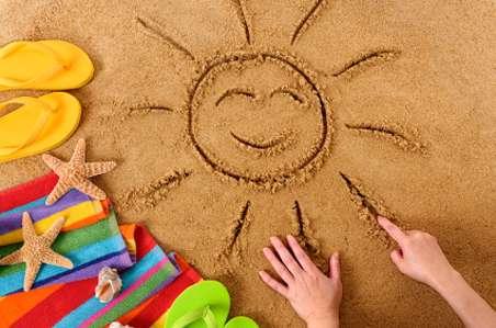 تابستان و سلامت پوست